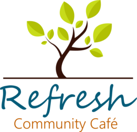 Refresh Café Logo
